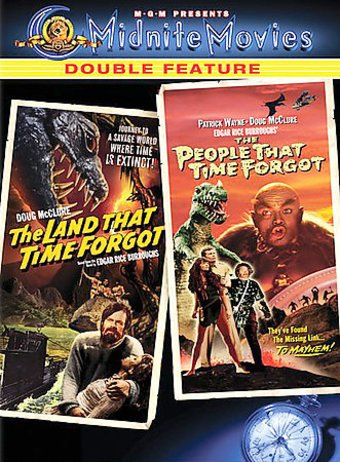 Midnite Movies Double Feature: The Land That Time