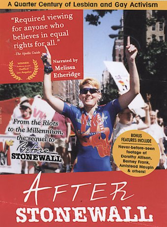 After Stonewall - A Quarter Century of Lesbian