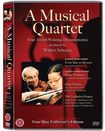 A Musical Quartet (4-DVD)