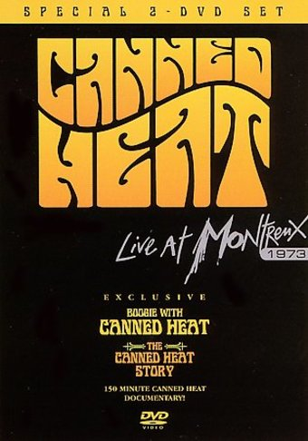 Canned Heat - Live at Montreux 1973 (2-DVD)