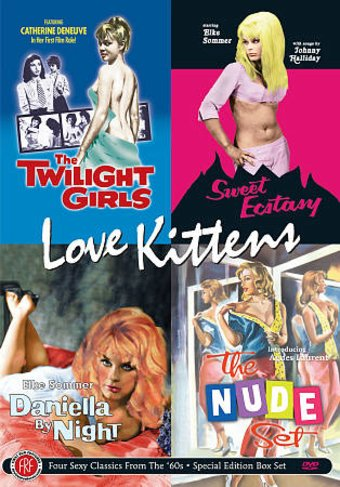 Love Kittens: Four Sexy Classics from the '60s
