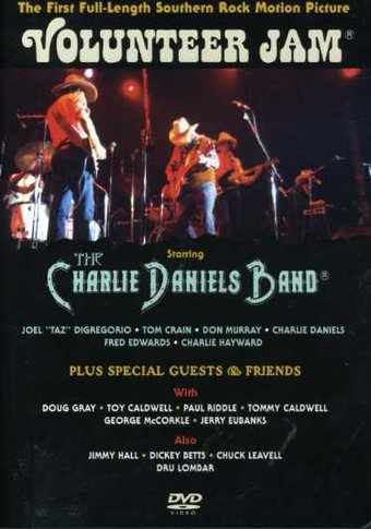 Charlie Daniels Band - Volunteer Jam