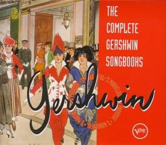 The Complete Gershwin Songbooks (3-CD Box Set)