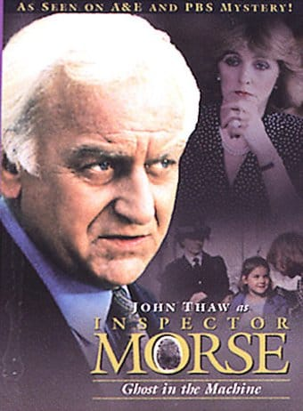 Inspector Morse - Ghost in the Machine