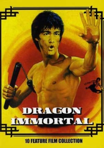 Dragon Immortal: 10 Feature Film Collection