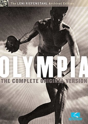 Olympia - The Leni Riefenstahl Archival