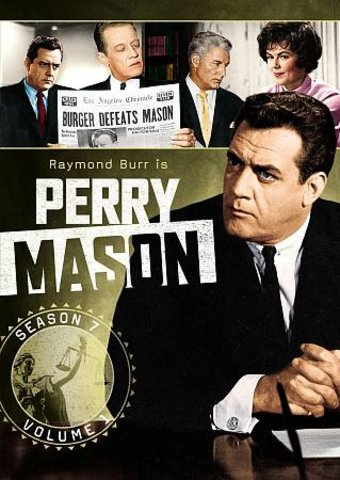 Perry Mason - Season 7 - Volume 1 (4-DVD)