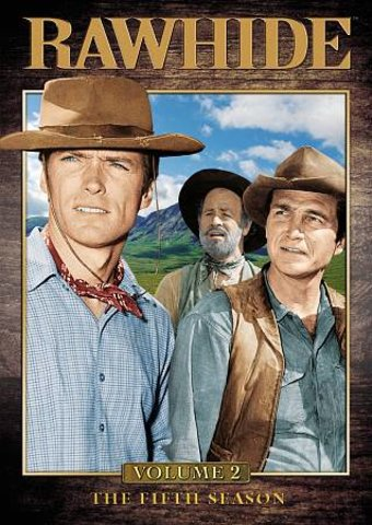 Rawhide - Season 5 - Volume 2 (4-DVD)