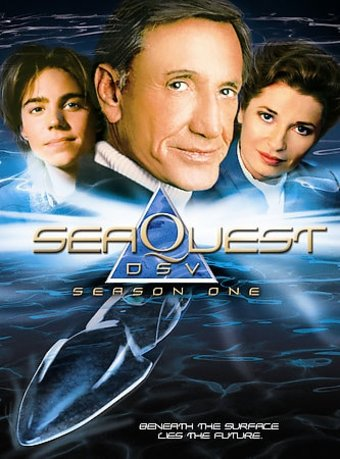 SeaQuest DSV - Season 1 (4-DVD)