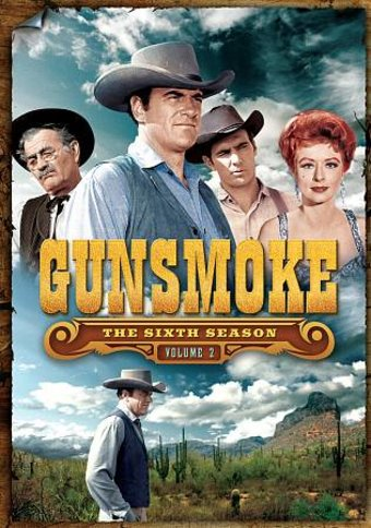 Gunsmoke - Season 6 - Volume 2 (3-DVD)