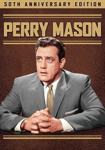Perry Mason - 50th Anniversary Edition (4-DVD)