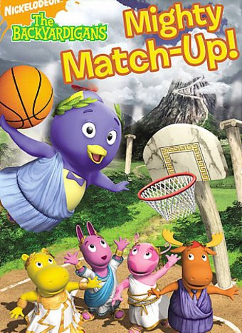 Backyardigans - Mighty Match-Up!