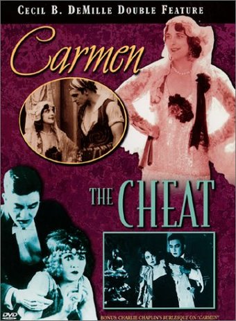 Carmen / The Cheat (Silent)