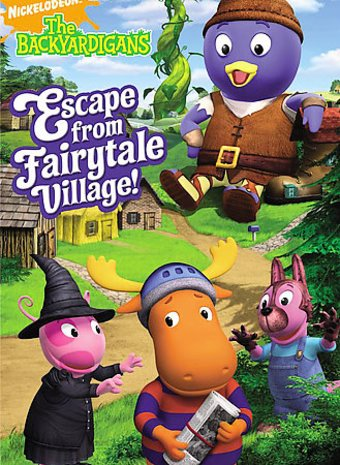 Backyardigans - Escape from Fairytale Village