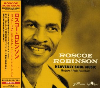 Roscoe Robinson - Time To Live