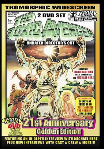 The Toxic Avenger (21st Anniversary Golden
