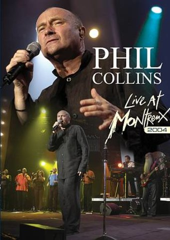 Phil Collins: Live at Montreux 2004 (2-DVD)