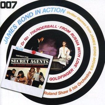 James Bond In Action / Themes For Secret Agents