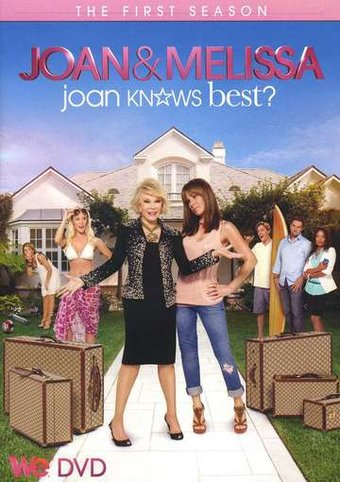 Joan & Melissa: Joan Knows Best - Season 1 (2-DVD)