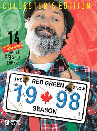 Red Green - Red Green Show: 1998 Season (3-DVD)