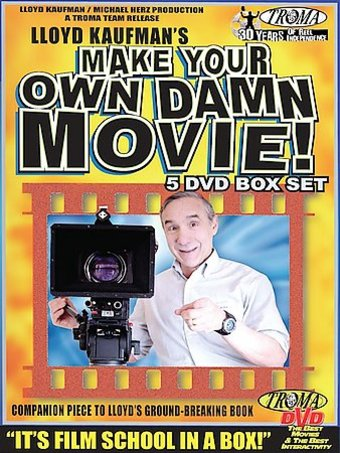 Lloyd Kaufman's Make Your Own Damn Movie! (Book)