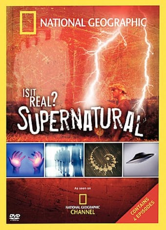 Is it Real? Supernatural (2-DVD)