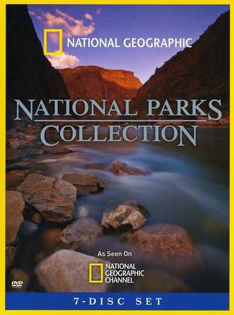 National Parks Collection (7-DVD)