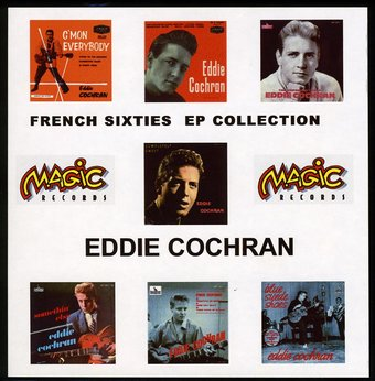 French Sixties EP Collection (7-CD)
