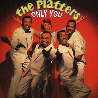 The Platters Only You Great Pretender Import Cd