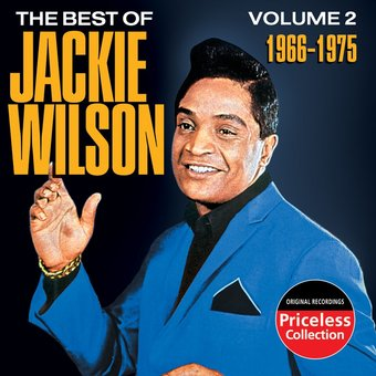 The Best of Jackie Wilson (1966-1975), Volume 2