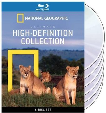 National Geographic Ultimate High-Definition