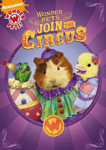 Wonder Pets - Join the Circus