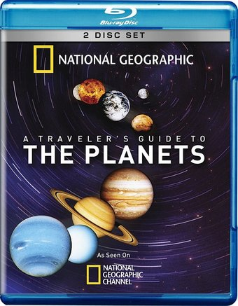 A Traveler's Guide to the Planets (Blu-ray)