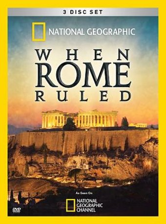 When Rome Ruled (3-DVD)