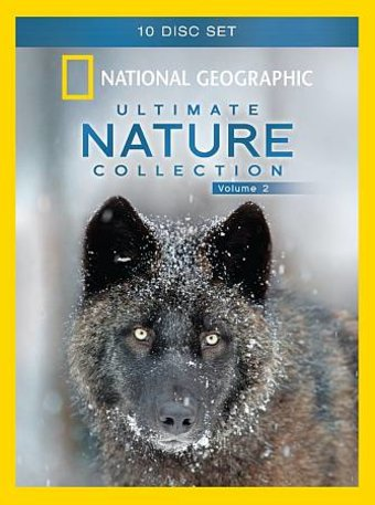 Ultimate Nature Collection, Volume 2 (10-DVD)
