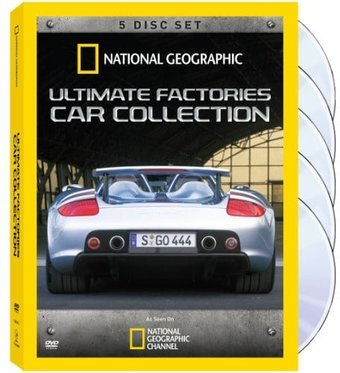 National Geographic - Ultimate Factories: Car
