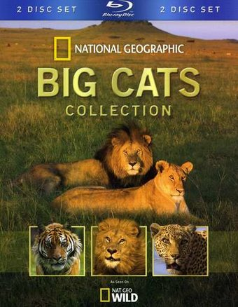 Big Cats Collection (Blu-ray)