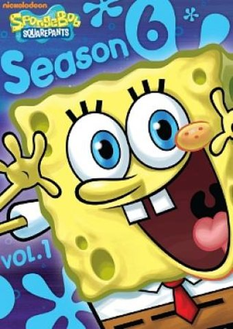 SpongeBob SquarePants - Season 6, Volume 1 (2-DVD)