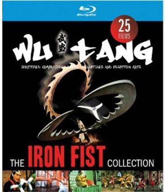 Wu Tang: The Iron Fist Collection (Blu-ray)