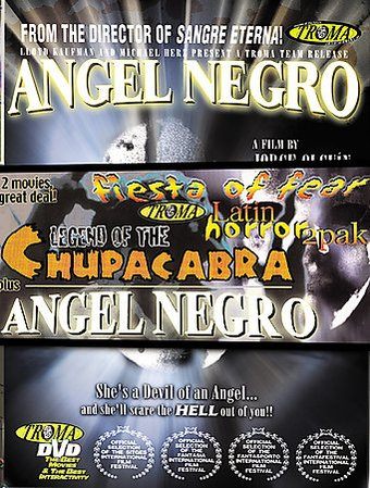 Fiesta of Fear Latin Horror 2-Pack: Angel Negro /