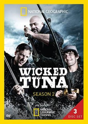 Wicked Tuna - Season 2 (3-DVD)