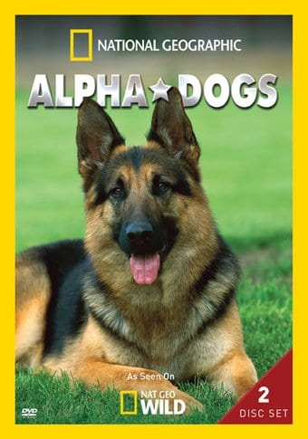 National Geographic - Alpha Dogs (2-DVD)