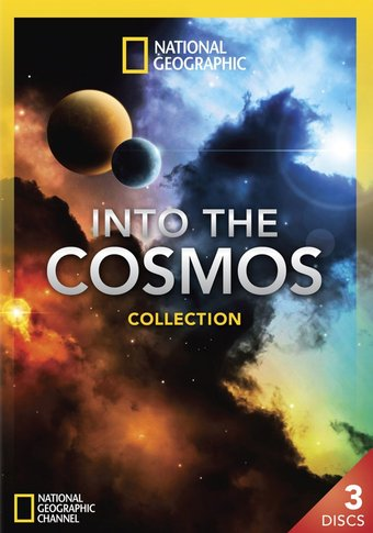 Into the Cosmos Collection (3-DVD)
