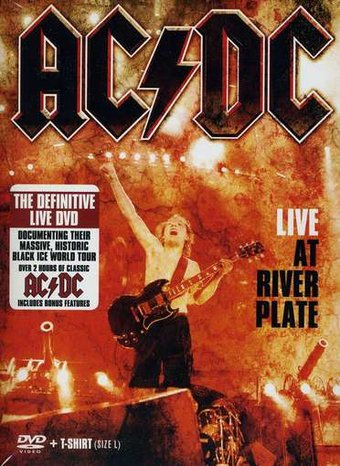 AC/DC: Live at River Plate (With Large T-shirt)