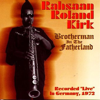 Brotherman in the Fatherland (Live)