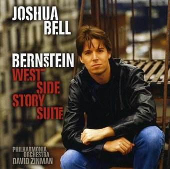 Joshua Bell ~ Bernstein - West Side Story Suite