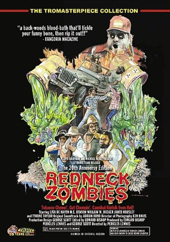 Redneck Zombies (20th Anniversary Edition) (DVD +