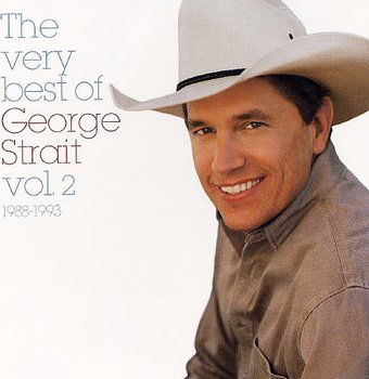 George Strait The Very Best Of Strait Volume 2 1988