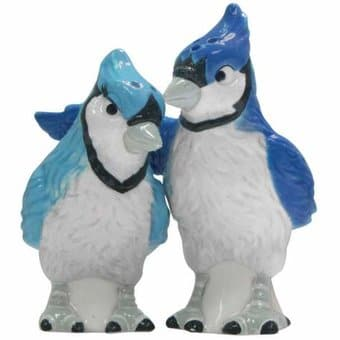Blue Jays - Salt & Pepper Shakers