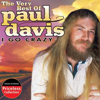 The Very Best of Paul Davis - I Go Crazy